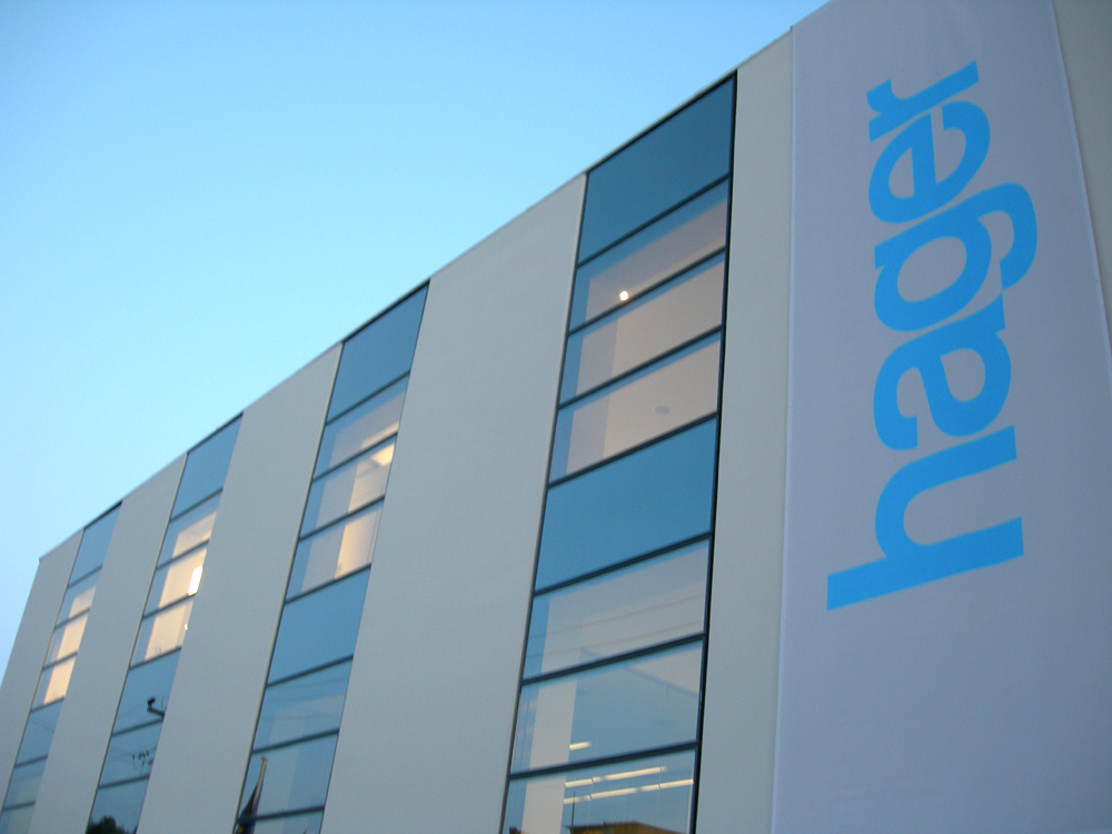 HAGER HELLAS OFFICE BUILDING