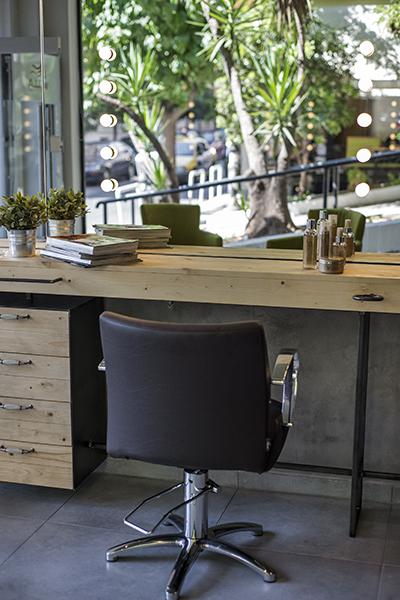 Michalis alexandrakis hair salon whitebox for About us beauty salon