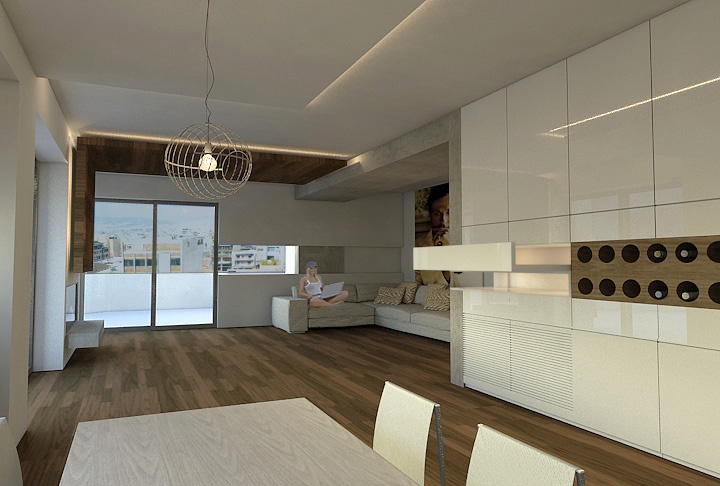 Apartment in Gazi
