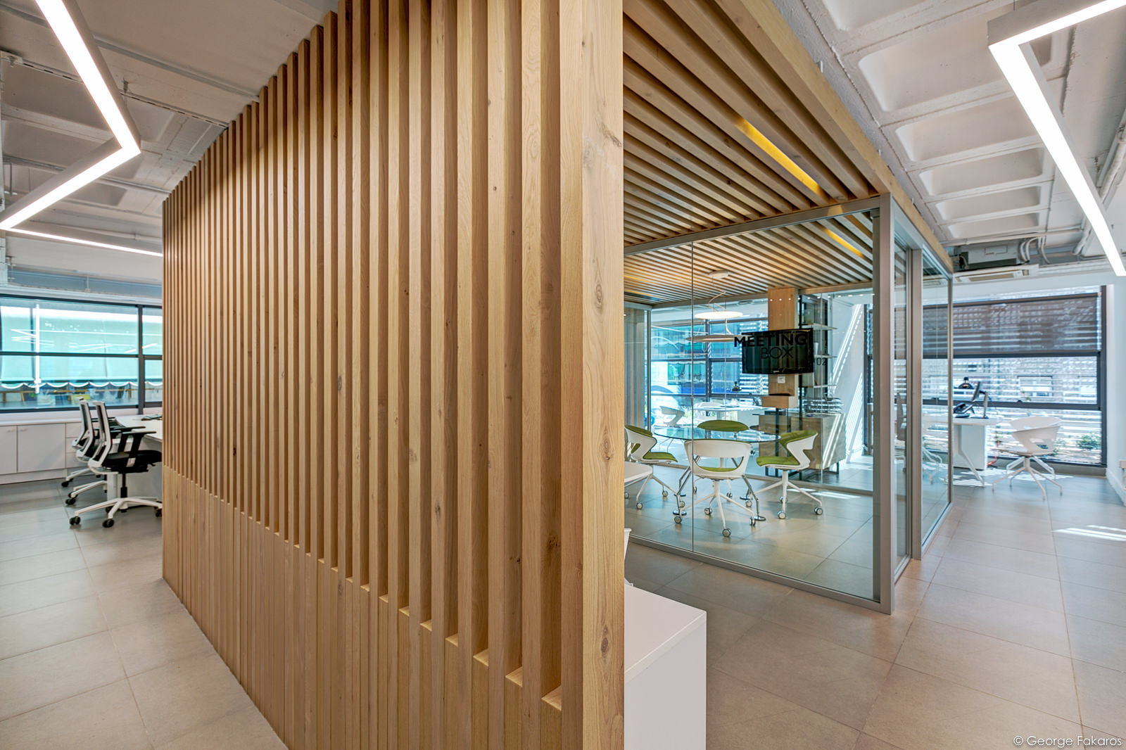 Millward Brown Offices in Athens